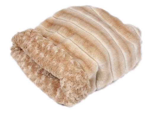 Hundedecke Cuddle Cup Bed Chinchilla Crema