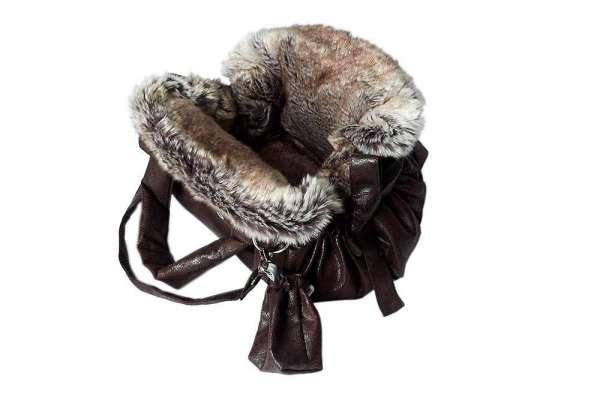 Hundetasche Bellagio - Siberian Wolf