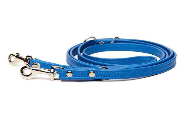 Verstellbare Führleine - Royal Blau