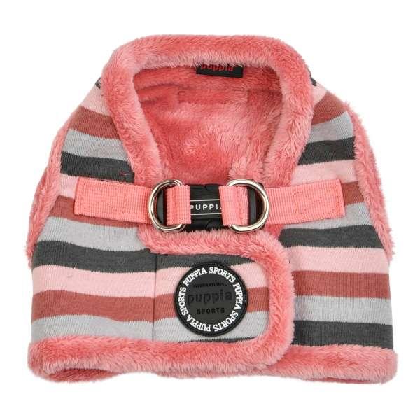 Puppia Step In Geschirr Bryson - Indian Pink