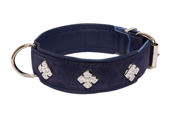 Hundehalsband Aida Big Dogs - Midnight Blue