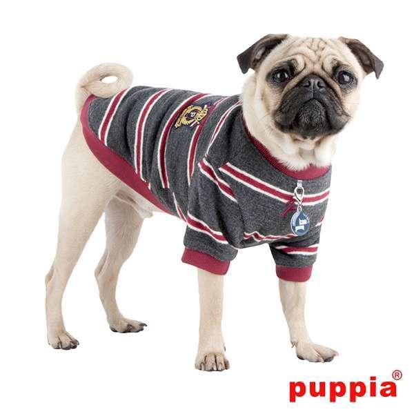 Puppia Shirt Eleve - Grey