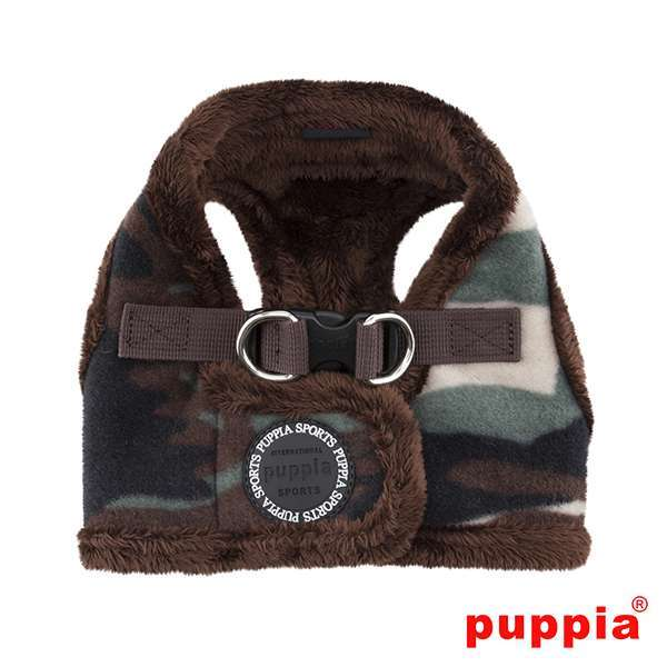 Puppia Step In Geschirr Corporal - Camo