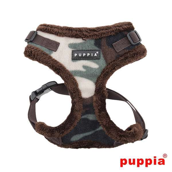 Puppia Softgeschirr Corporal - Camo