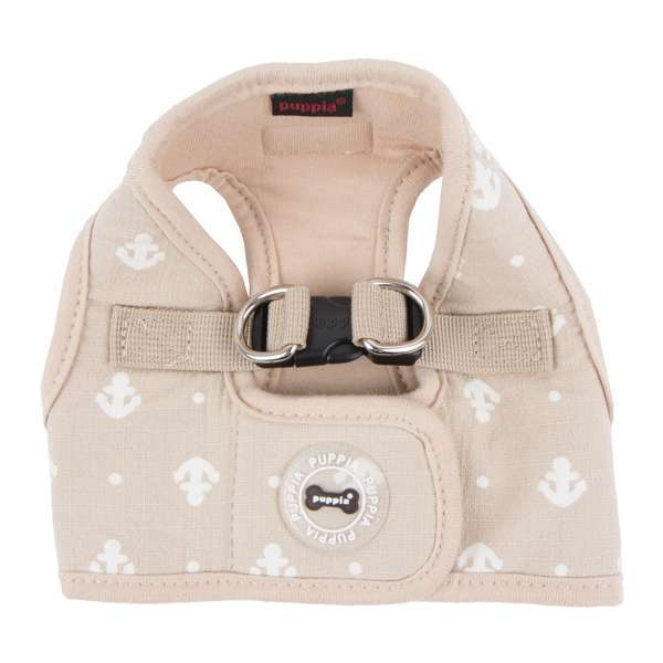 Puppia Step In Geschirr Ernest - Beige