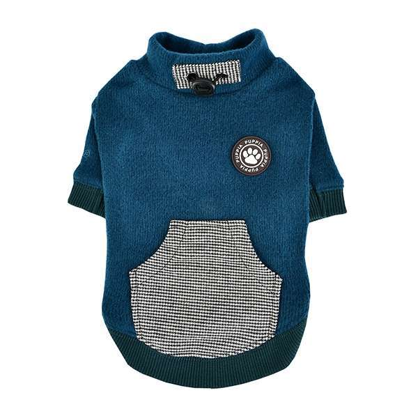 Puppia Hundepullover Rezso - Teal