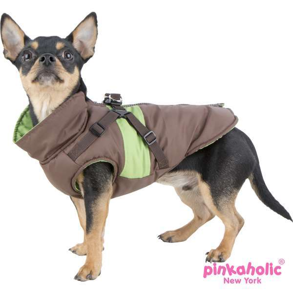 Pinkaholic Hundemantel Aiden - Brown