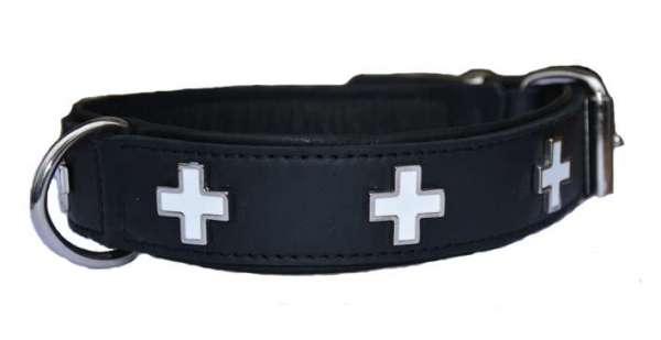 Hundehalsband Highlander Schwarz