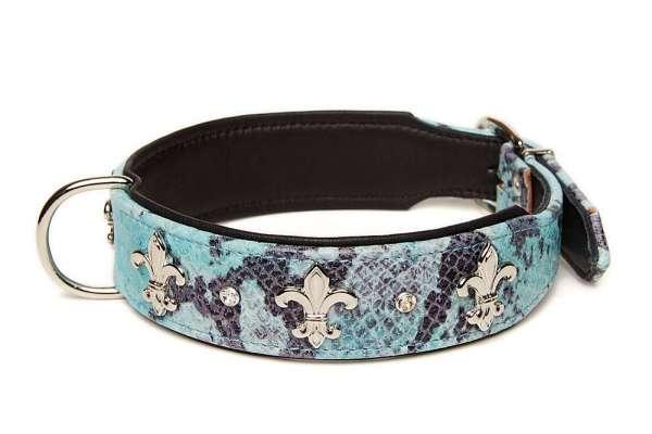 Hundehalsband Florenz - Ocean Snake