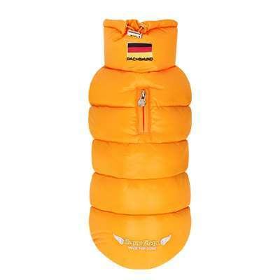 Puppy Angel Hundemantel Alpin -Orange LONG