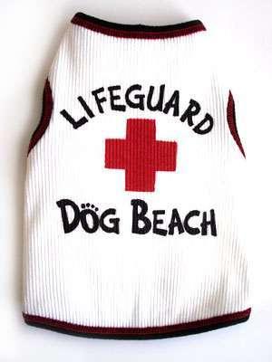 Hunde-Shirt Lifeguard Dog