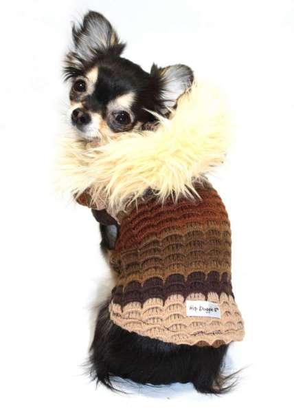 Hunde-Sweater Fuzzy