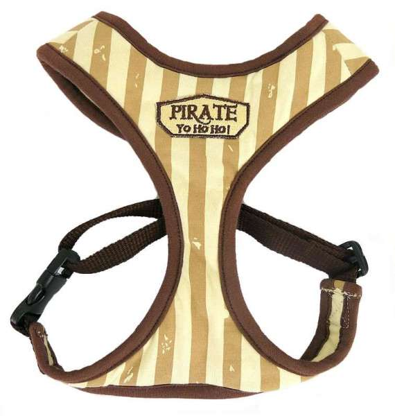 Softgeschirr Vintage Pirate - Crema