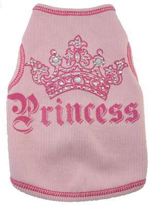 Hundeshirt Princess