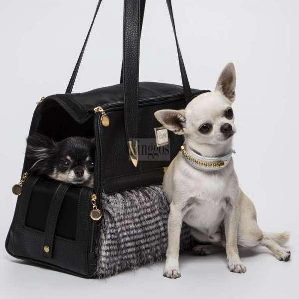 Designer Hundetasche Manhattan