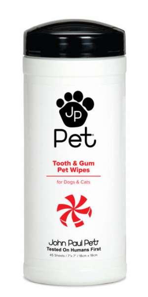 Paul Mitchell Feuchttücher für Zähne & Zahnfleisch
