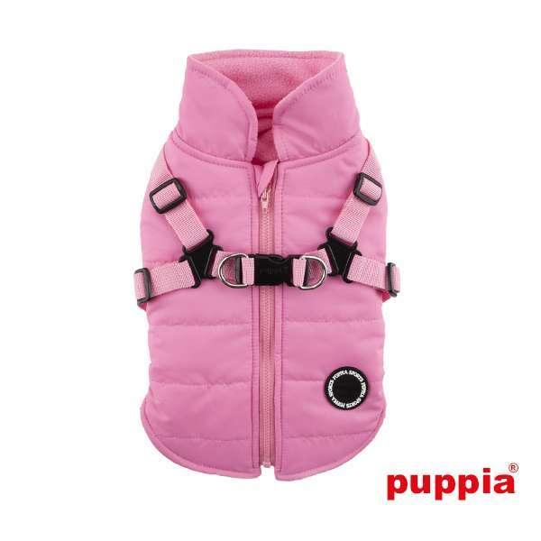 Puppia Hundemantel Mountaineer II - Rosa