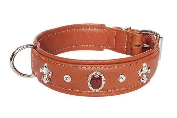 Hundehalsband Venice - Brown