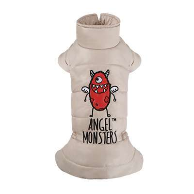 Puppyangel Schnee Overall Angel Monster - Creme