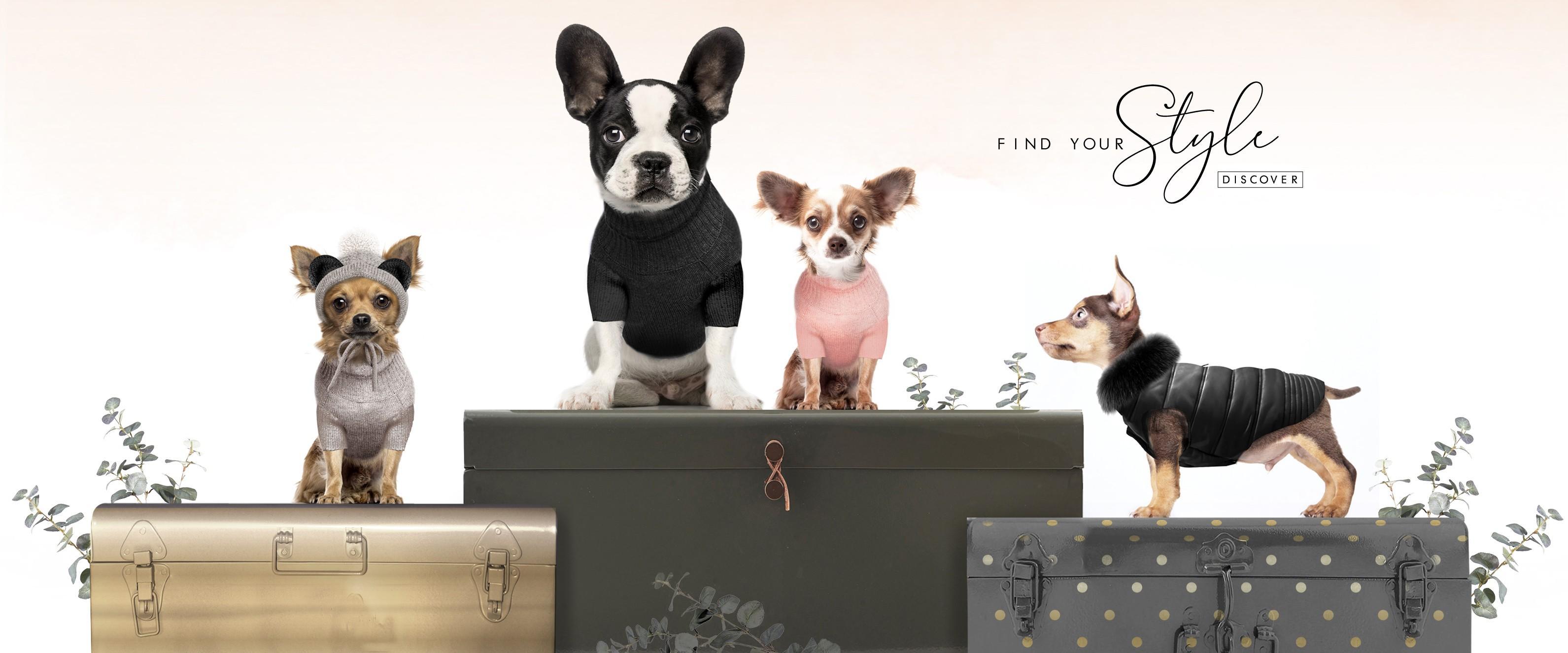 Hundebekleidung Hundehalsbander Hundebetten Hundetaschen