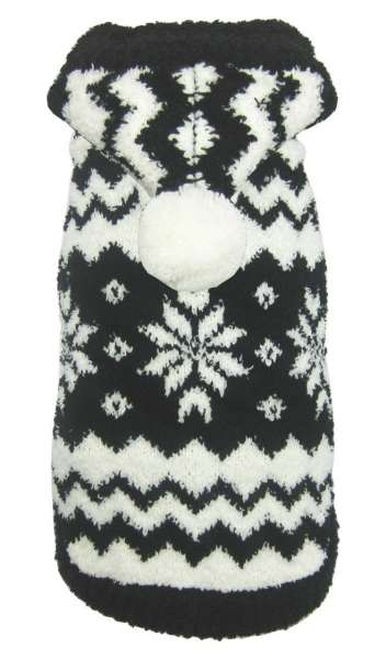 Hunde-Sweater Snowflake