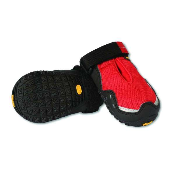 Ruffwear Hundeschuhe Bark´n Boots Grip Tex Red
