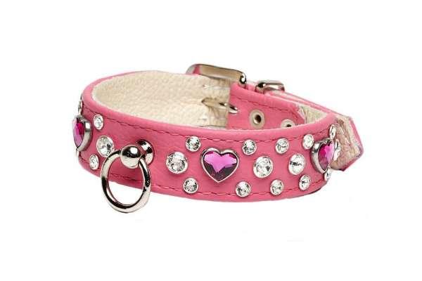 Hundehalsband Heartbreaker