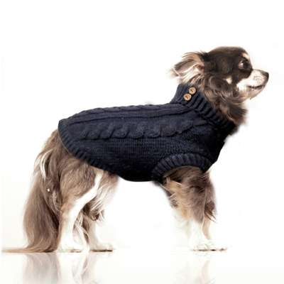 Hundepullover Alister - Navyblau