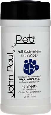 Paul Mitchell Feuchttücher Body & Paw