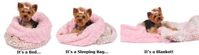 Hundedecke Cuddle Cup Bed